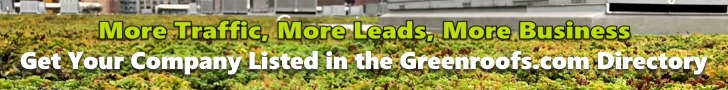 Get Your Company Listed in the Greenroofs.com Directory