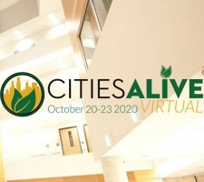 CitiesAlive 2020: A Breath of Relief in the COVID-19 Future