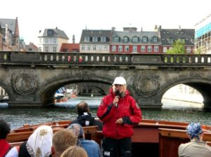 Gorgeous bridges, buildings, and people in Copenhagen!