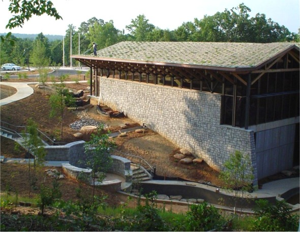 Gwinnett County Environmental & Heritage Center; Photo Courtesy Janet Faust