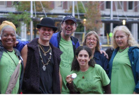 GreenFest 2008 Crew