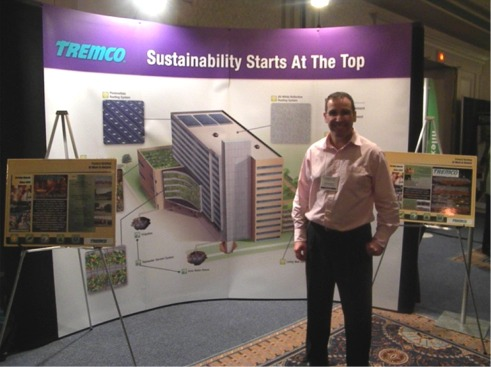 The Tremco Booth