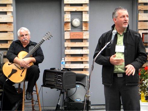 Guitarist and Rick