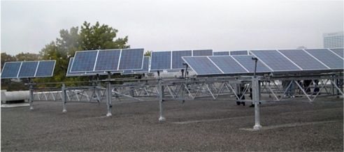 The Tremco Solar Installation