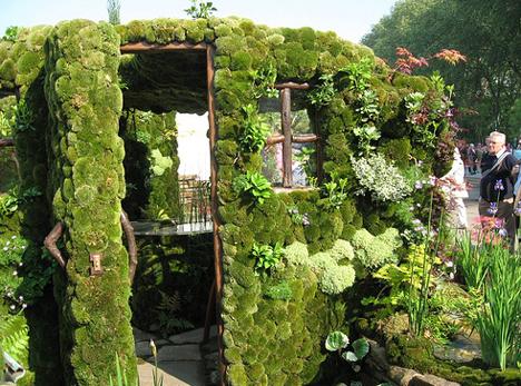 Midori no Tobira An Inspirational Green Door Greenroofs
