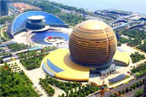 It 39 s not too late for the 2012 world green roof congress - Hangzhou congress center ...