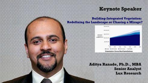 Aditya Ranade Keynote