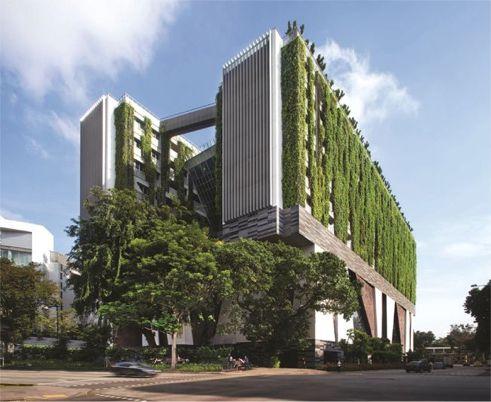 IGRA's International Green Roof Congress: Photo Copyright WOHA