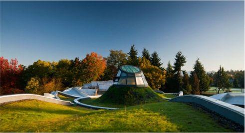 VanDusen Botanical Garden; Photo: Perkins+Will