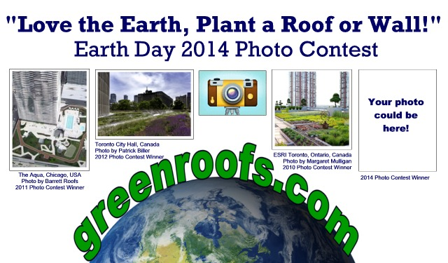 2014LovetheEarthPlantARoofOrWallPhotoContest
