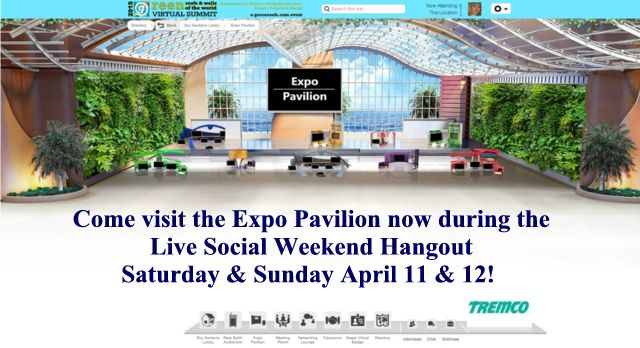 The Expo Pavilion Is Open Join Us At The Virtual Summit