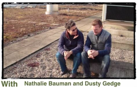 Virtual Summit 2015 Video Biosolar Roofs Nathalie Baumann Dusty Gedge