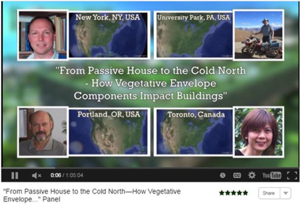 Virtual Summit 2015 Video From Passive House to Cold North