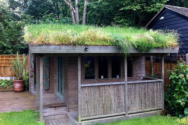 Virtual Summit 2015 Video Small Scale Green Roofs Gedge Little