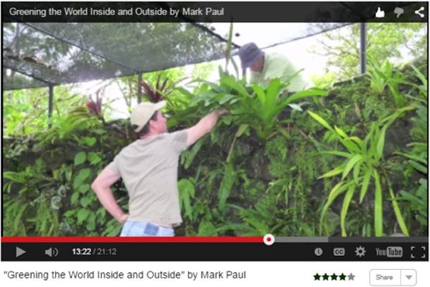 Virtual Summit 2015 Video Greening World Inside Outside Mark Paul