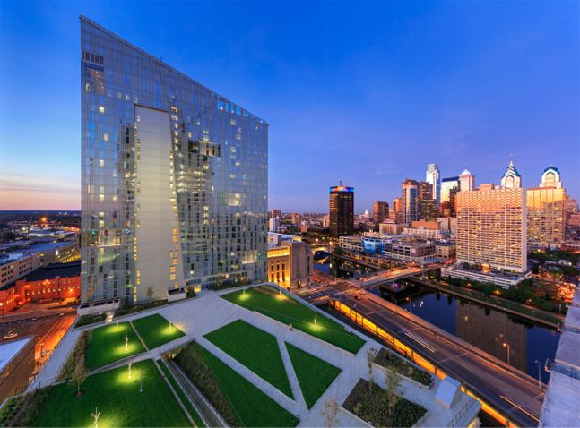 Project of the Week Cira Green