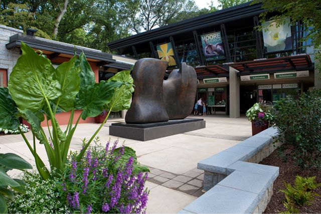 Project of the Week Atlanta Botanical Garden Hardin Visitors Center