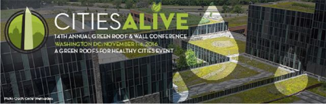 CitiesAlive 2016 Early Bird June 30 Awards Projects July 1