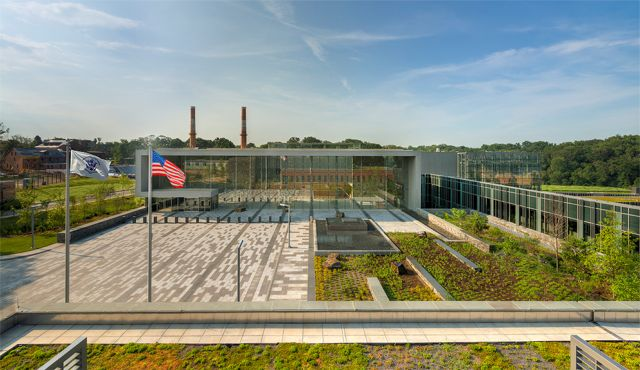 Project of the Week U.S. Coast Guard HQ St. Elizabeths