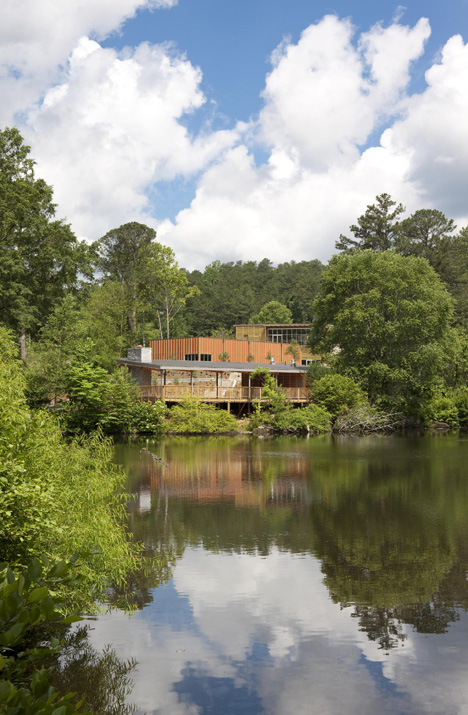 Project of the Week Chattahoochee Nature Center The Discovery Center
