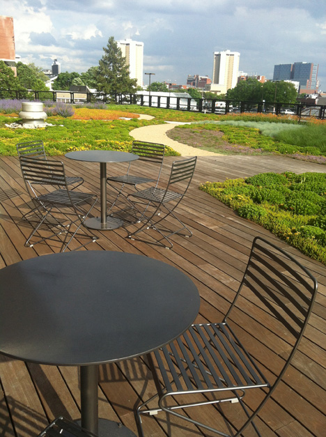 Project of the Week OSU Green Roof at Howlett Hall