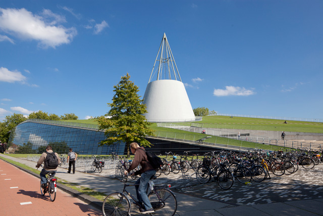 Project of the Week Delft University of Technology Library