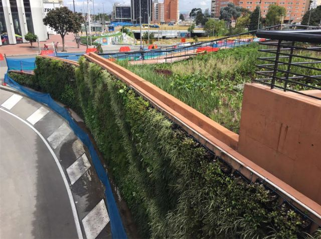 Project of the Week Parque Bicentenario Bogotá Colombia