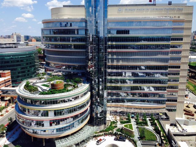Project of the Week CHOP Buerger Center Advanced Pediatric Care