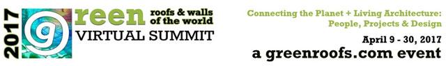 Greenroofs.com Press New 2017 Greenroofs Walls World Virtual Summit Website