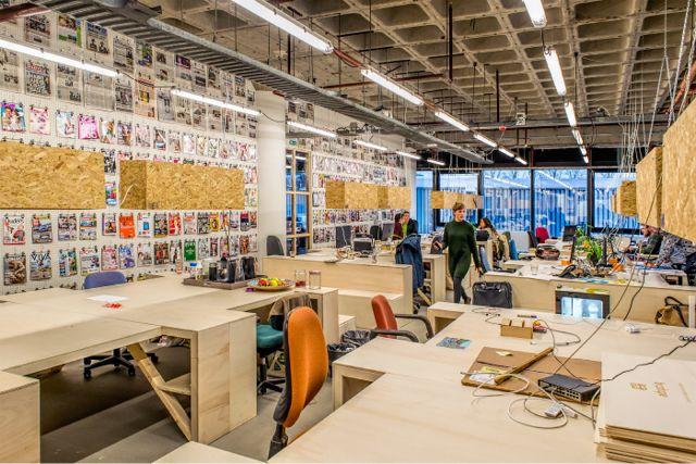 Project of the Week B Bylon B Amsterdam