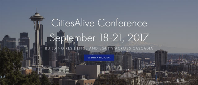 Due Friday March 17 2017 CitiesAlive Call Proposals