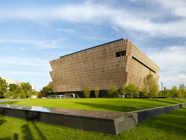 Project of the Week National Museum African American History Culture