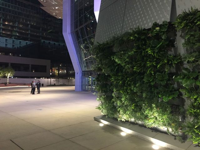 Project of the Week Golden 1 Center LiveWall