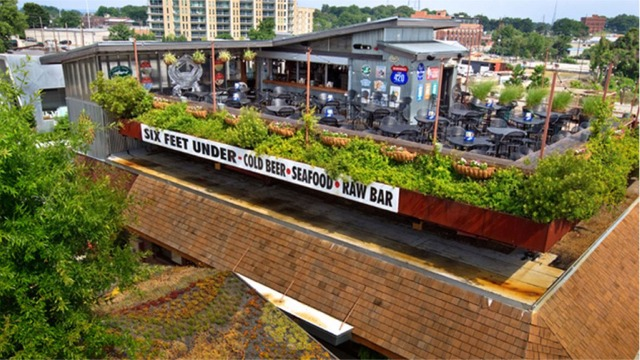 Project of the Week Six Feet Under Pub Fish House