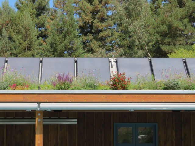 Greenroofs.com Project Week Green Acres Farm Residence Symbios eco-tecture