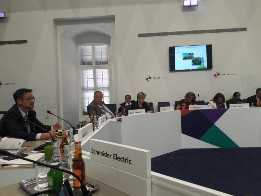 Malta Valletta Declaration Mediterranean Zero Carbon Economy 2030 Green Infrastructure