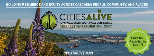Last Chance Register CitiesAlive Early Bird Rates Ends September 7