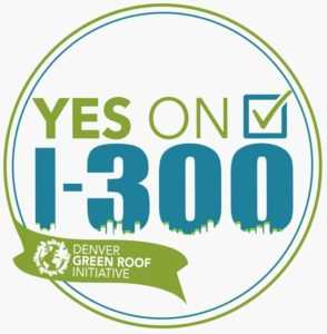 Denver Voters Pass I-300 Green Roof Building Code
