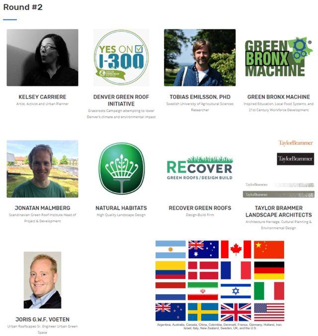 2017 Greenroofs Walls World Virtual Summit Ending on December 31