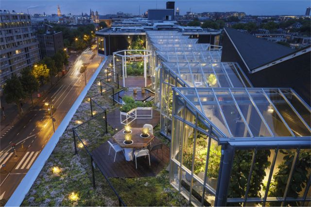 Greenroofs Com Project Of Week For October 9 2017 Zoku