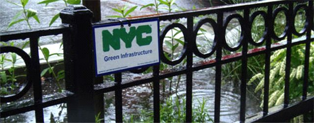 NYC DEP Long Term Control Plan Meeting Green Infrastructure