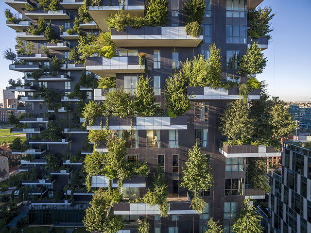 Bosco Verticale (Vertical Forest)