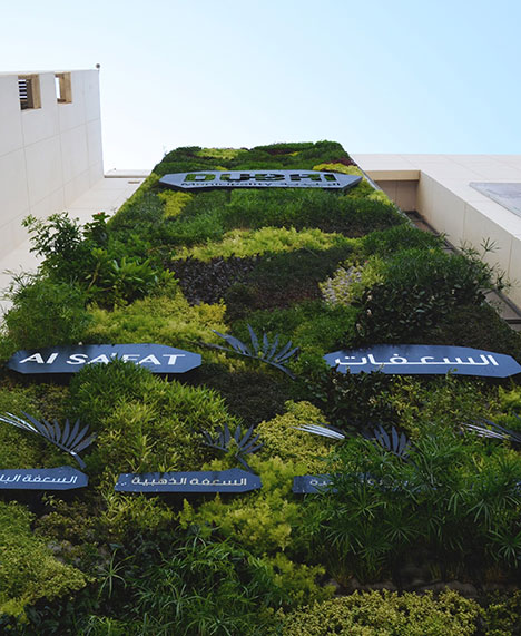 Urban Oasis Experience 5th International Green Roof Congress 2018 Kuwait