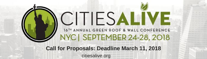 CitiesAlive NYC 2018 Call for Proposals Due March 11