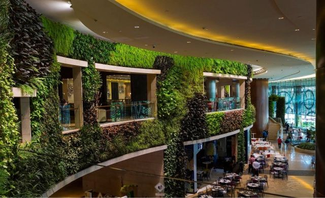 Greenroofs.com Project Week 360 Mall Kuwait and Extension