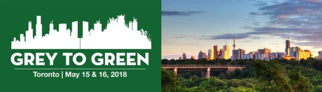 Discover More Grey to Green 2018