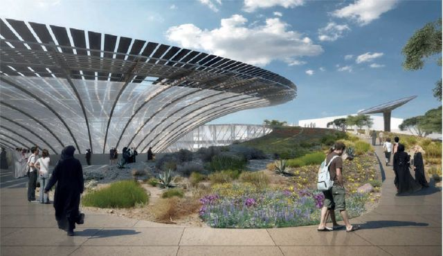 Arup Report Arid Cities Need Design Paradigm Shift Remain Viable