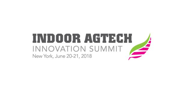 Indoor AgTech Innovation Summit 2018 Special Greenroofs.com Discount