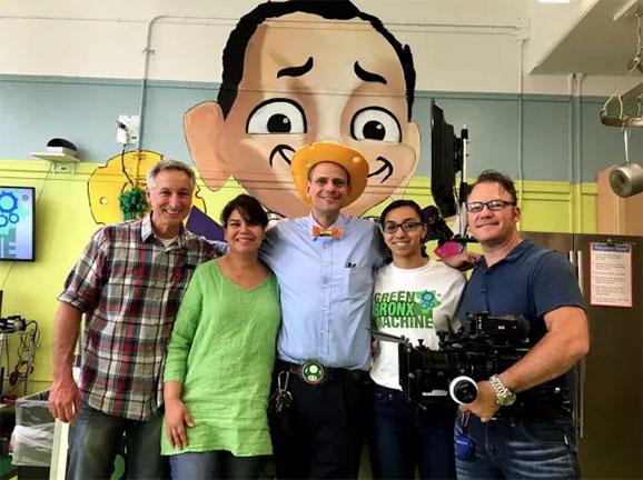 Stephen Ritz of Emmy-Award Winning Green Bronx Machine