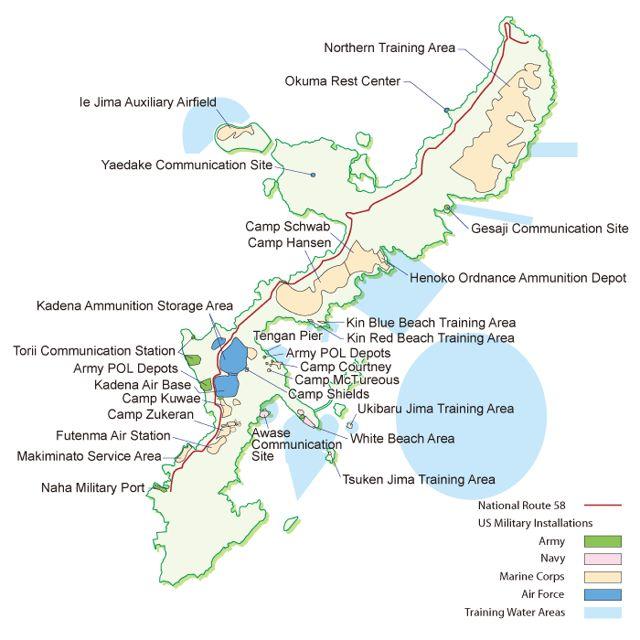 Henoko-Oura Bay